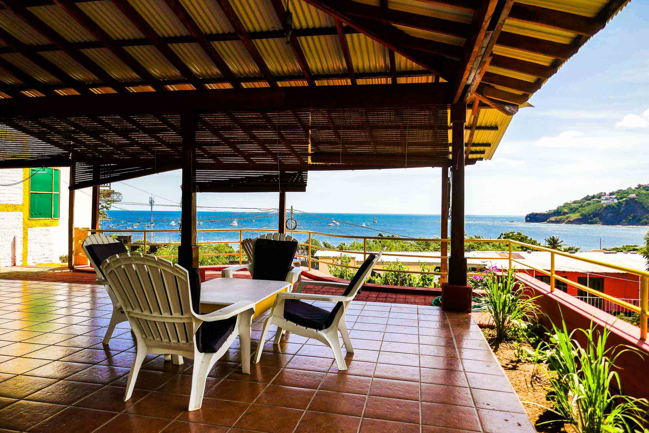 Casa Oro Group Casa-Ruth-Ocean-View-San-Juan-Del-Sur-Nicaragua-Eco-Tourism-Remodel-Patio-Group-Travel-Family Accommodations